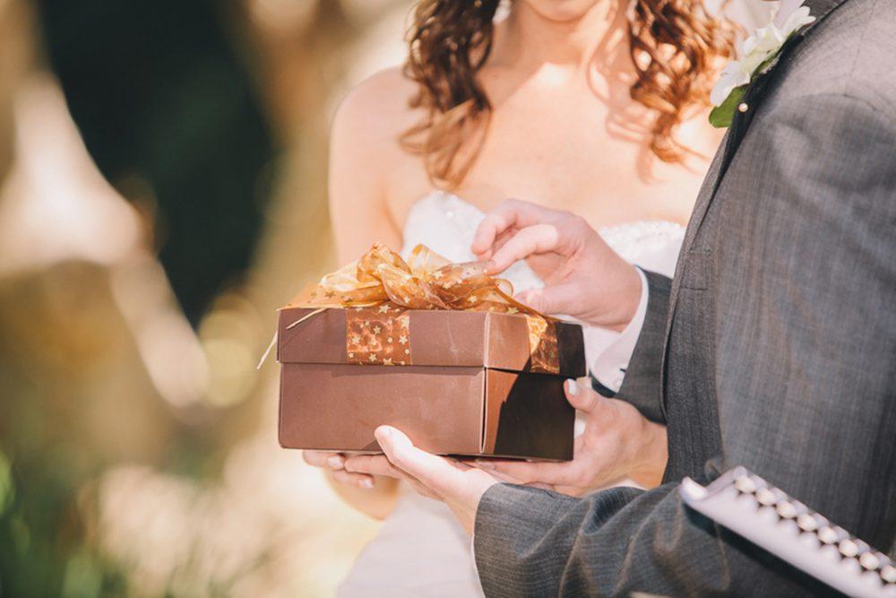 Вместо Цветя на Сватба Подари