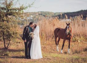 Сватбата на Магдалена