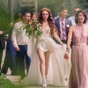 Сватбата на Юлиана Томова с помощта на Йоана Томова