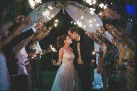 Сватбата на Дени