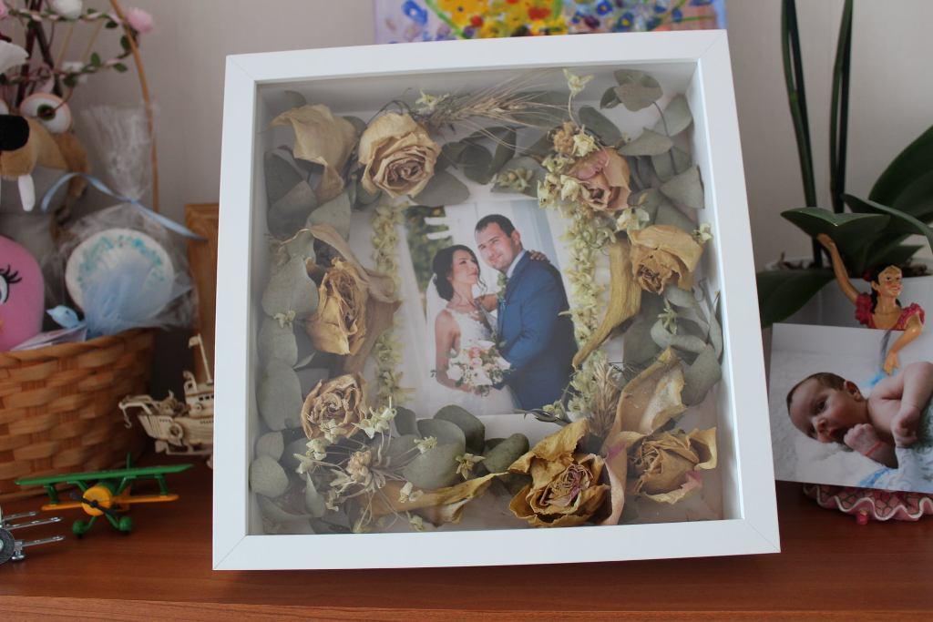 сватбен-букет