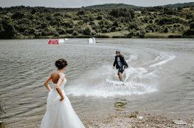 Най-силните кадри на сватбения фотограф Яни Яков от 2020
